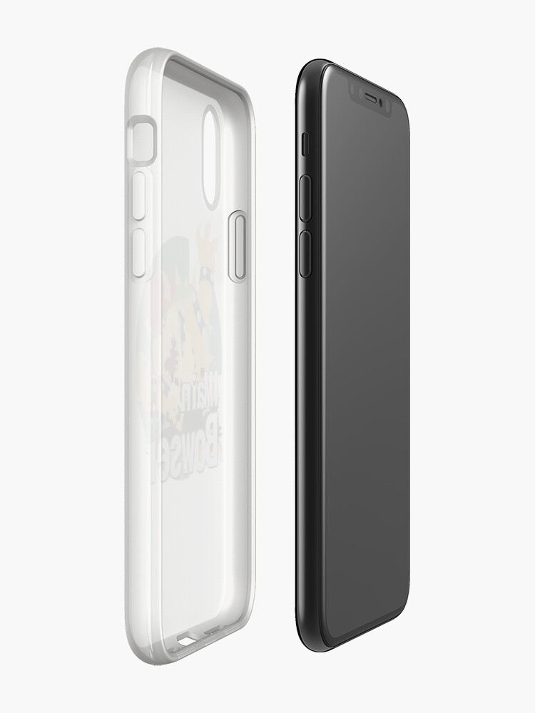 Bowser SSB Super Smash Brothers iphone case