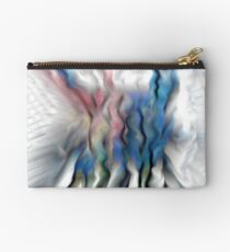 Chaos and folds Studio Pouch
