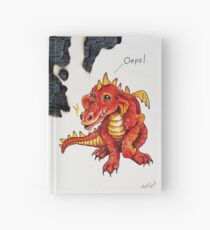 Dragon by Maria Tiqwah Hardcover Journal