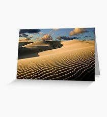 Maspalomas Dunes Greeting Card