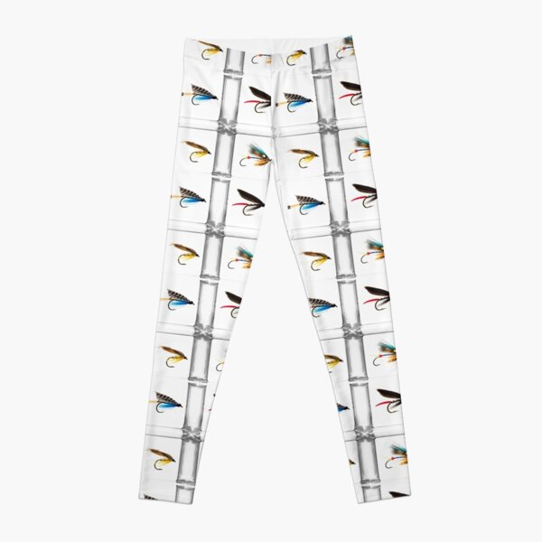 Fly Fishing Lure Leggings