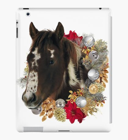 Merry Christmas from Brayley of Sand Wash Basin iPad Case/Skin
