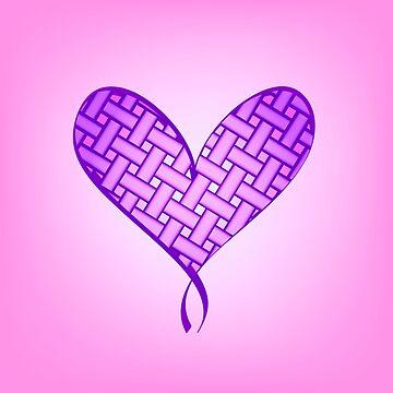 Purple Heart by anissa147