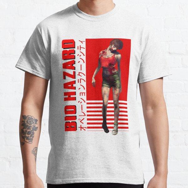 Peligro biológico Camiseta clásica