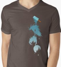 Sea Salt Trio Men's V-Neck T-Shirt