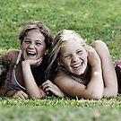 My Four Girls by micklyn