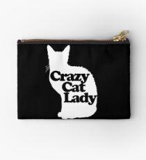 Crazy Cat Lady Studio Pouch