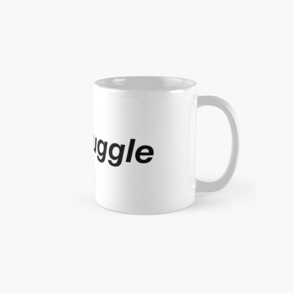 Mr. Struggle Classic Mug