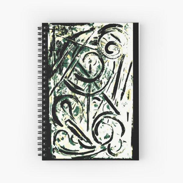 Alchemy Spiral Notebook