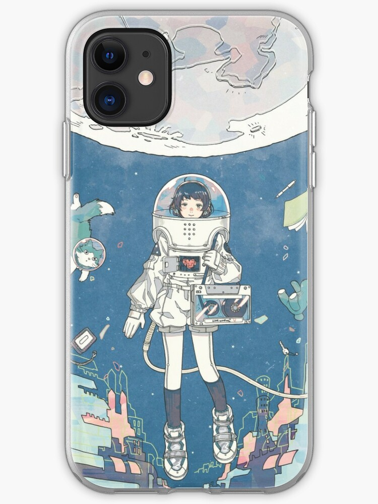 Greetings from space iPhone 11 case