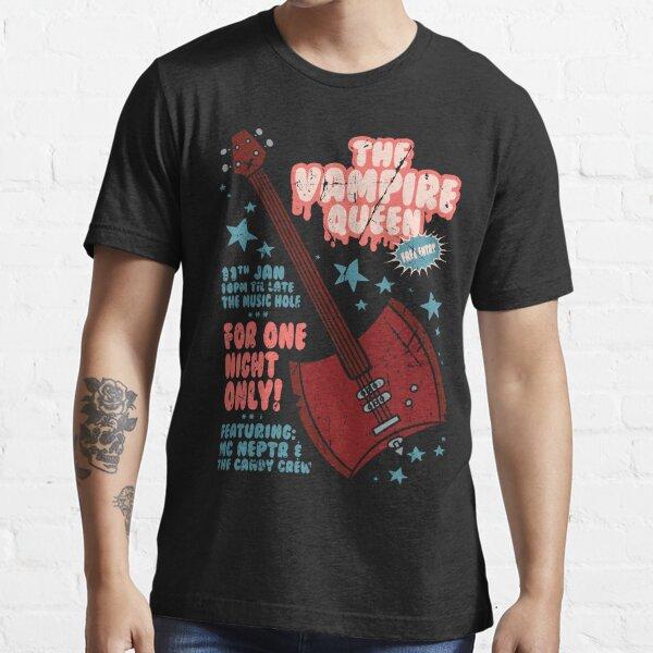 L'affiche de la musique de la reine des vampires T-shirt essentiel