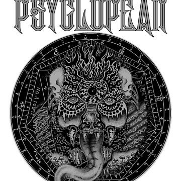 Psyclopean - Lovecraftian Ritual - Lovecraft, Mythos, Dark Ambient, dungeon synth, cthulhu by AltrusianGrace