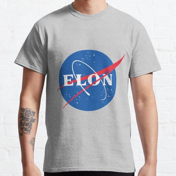 Elon Musk / NASA Phone Case / Sticker Classic T-Shirt