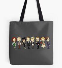 WHO-DUN-IT Tote Bag