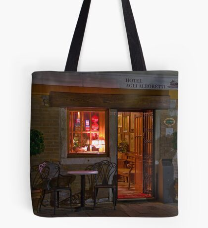 Can We Come In? Tote Bag