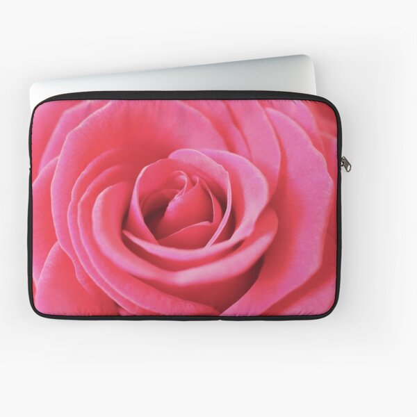 Red Whispers Laptop Sleeve