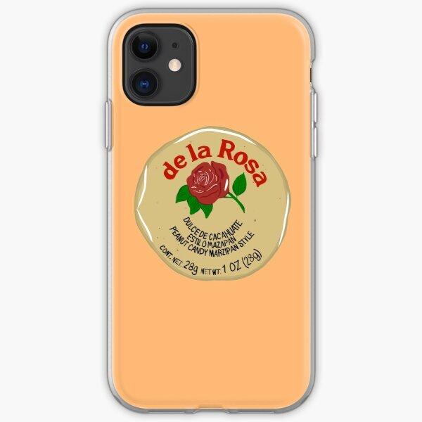 Mazapan  iPhone Soft Case