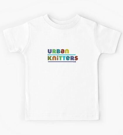Urban Knitters - blues Kids Clothes