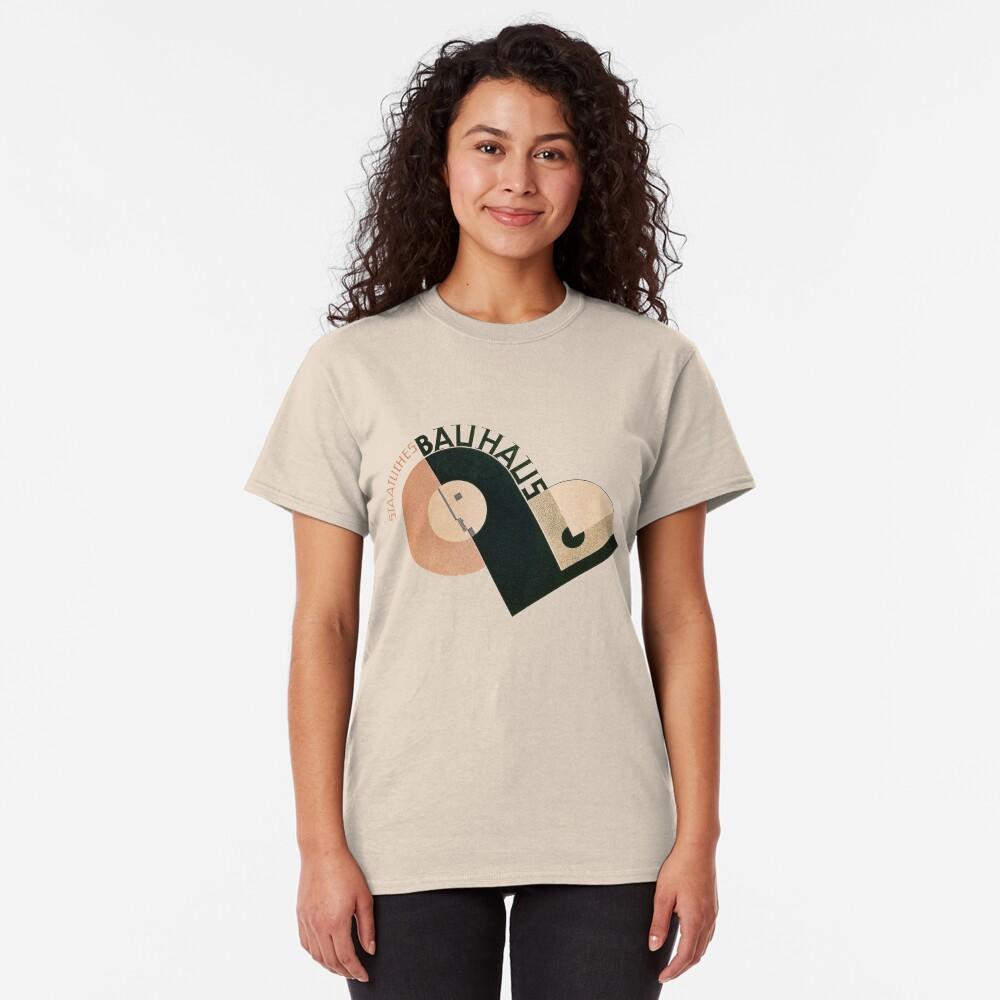 Bauhaus Logo 1919 Classic T-Shirt