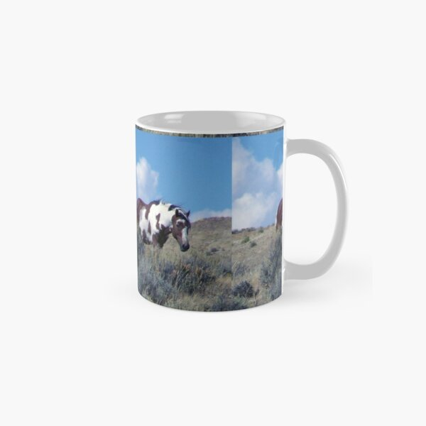 Picasso, the Icon of Sand Wash Basin Classic Mug