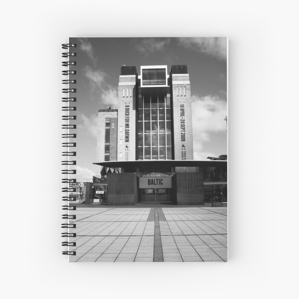 The Baltic Spiral Notebook