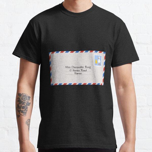 Miss Chanandler Bong Classic T-Shirt