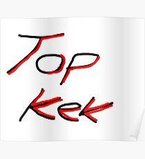 TOP KEK Poster