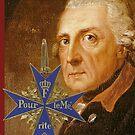 """The German Pour le Merite, nickname """"Blue Max""""  by edsimoneit"""