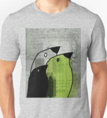 Birdies - j693b4 Unisex T-Shirt