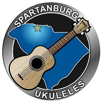 Spartanburg Ukuleles (Ukulele Club) by Kowulz