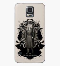 Mr Squid Case/Skin for Samsung Galaxy