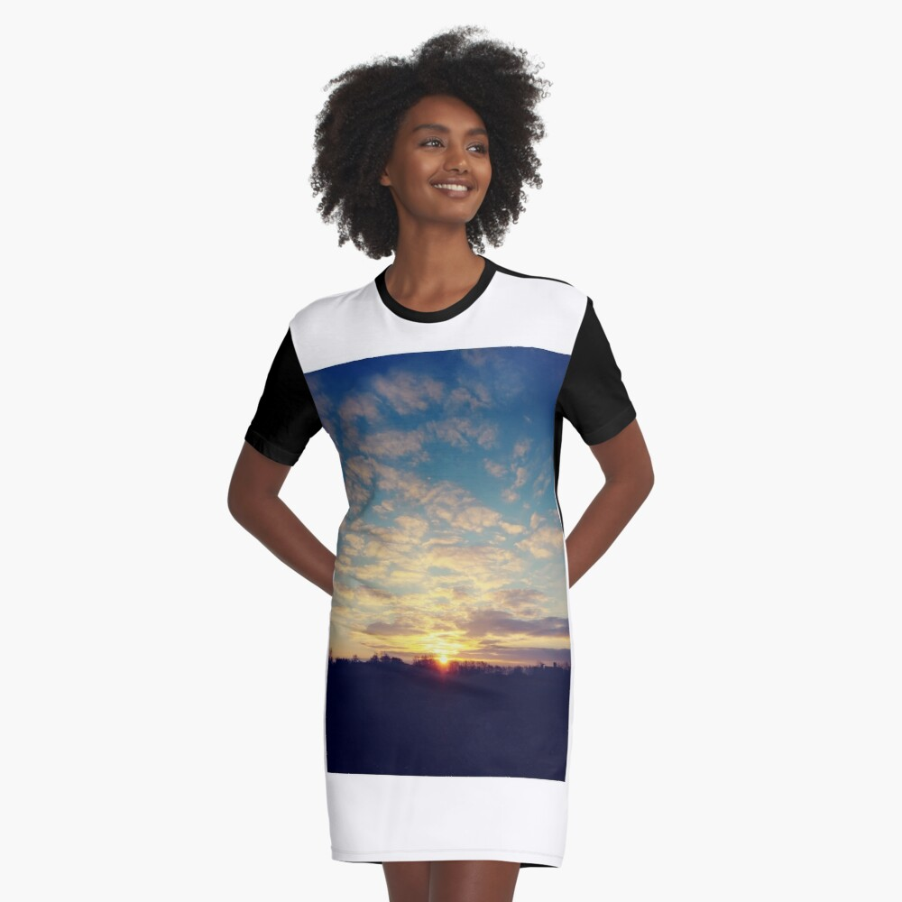 #Zodiac #Calendar,  #Celestial #map, #macrocosm, #miniature, #History of the #World, #seven #heavens, #Earth, #signs, #zodiac, #lunar, #mansions, #model,  #Ptolemaic, #EarthCentered, #Copernicus Graphic T-Shirt Dress