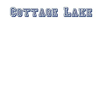 Cottage Lake by CreativeTs