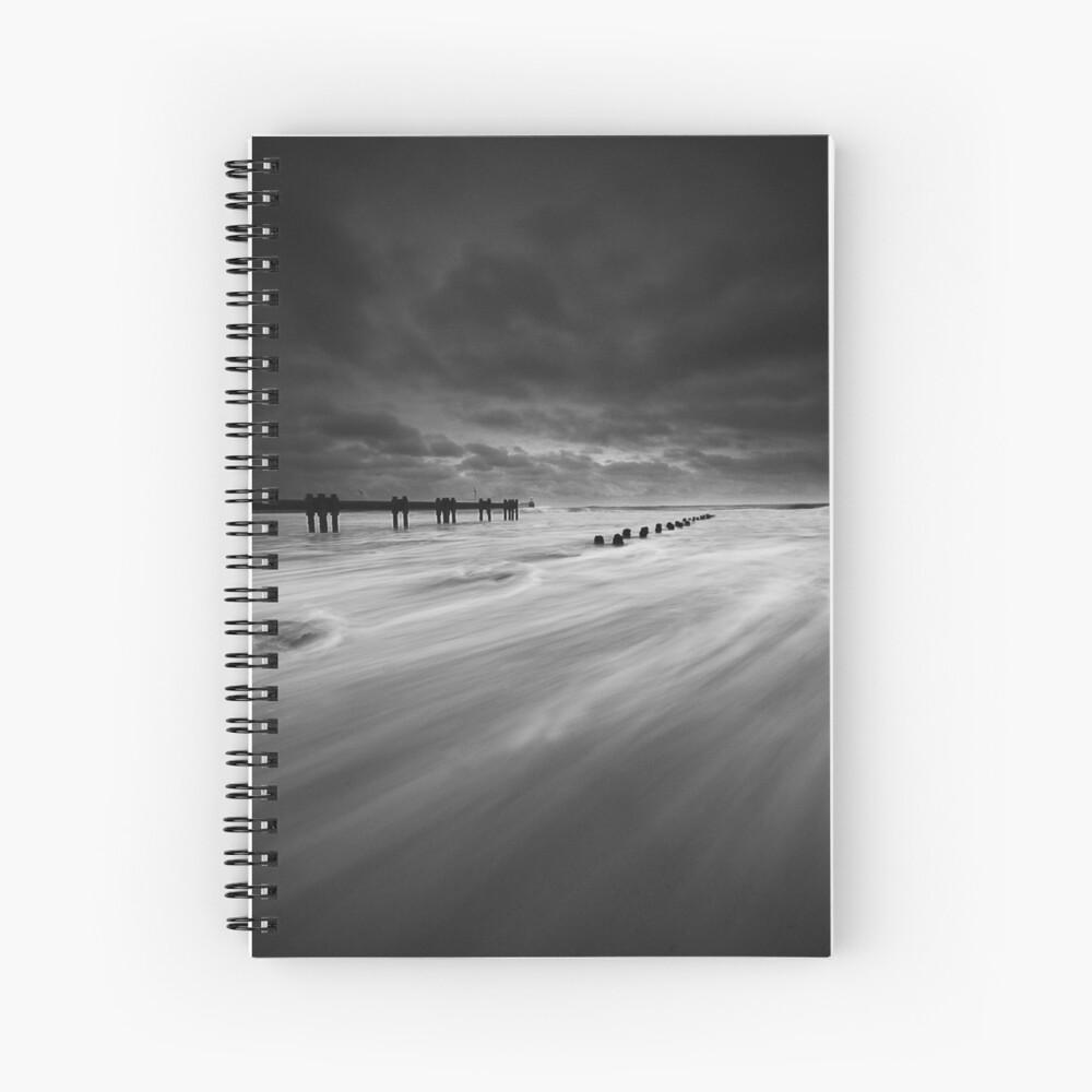 Imposing Spiral Notebook