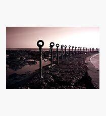 Newcastle Ocean Baths 3 Photographic Print