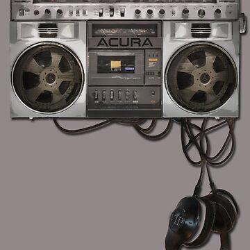 Acura Ghettoblaster by Truckula