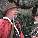"""Re-Enacting the Battle of the Alamo: """"HOW BIG is the Mexican Army?"""" by Susan Russell"""