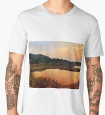 Sitka Sedge Fall Sunset Men's Premium T-Shirt