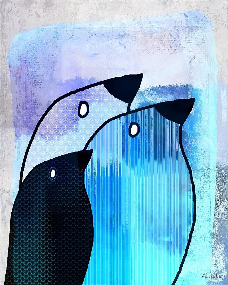 Birdies - n89 by Aimelle
