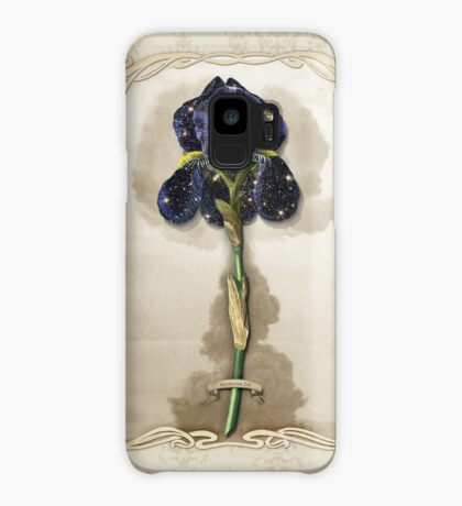 Night Iris Case/Skin for Samsung Galaxy