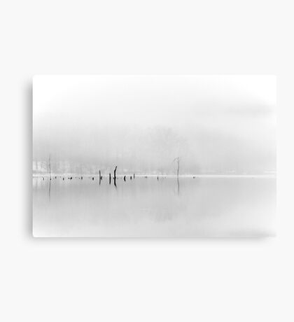 Something Like Absence Canvas Print