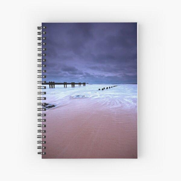 flow Spiral Notebook