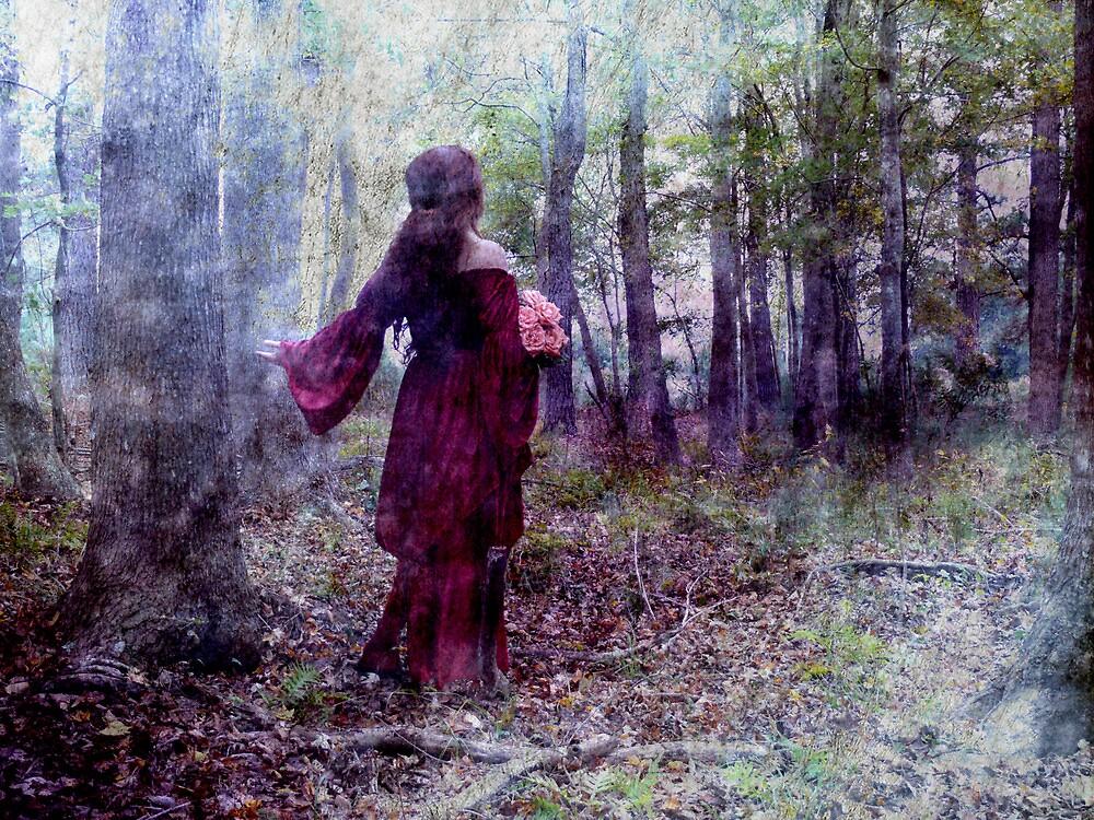 The Woods Speak by KatarinaSilva