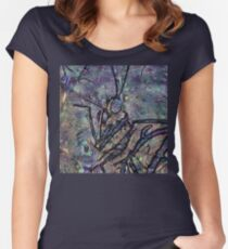Lepidoptera 1 Women's Fitted Scoop T-Shirt