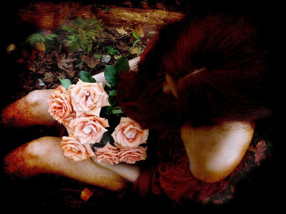Petals Unfurling by KatarinaSilva