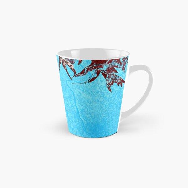 Turquoise Atlas Tall Mug