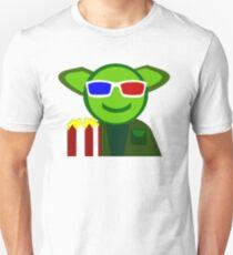 Yoda Popcorn T-Shirt