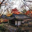 Gilsangsa temple in Autumn by aaronchoi