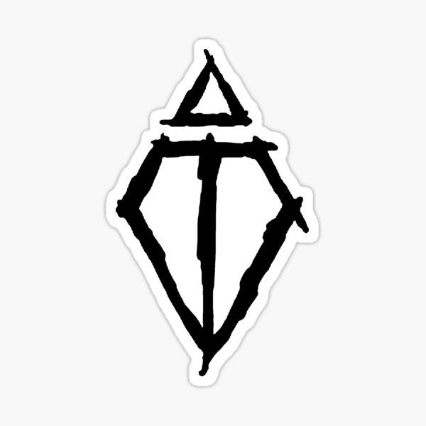 Fence Shadowmark-Skyrim Sticker