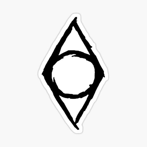 Guild Shadowmark-Skyrim Sticker